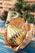 new year holidays - stock photo