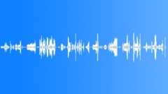 SFX - Thin metal plates - sound effect