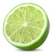 Lime citrus fruit Stock Photos