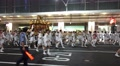 Gion Festival Men Carry Float In Japanese Parade With Chanting Audio 4K 4k or 4k+ Resolution