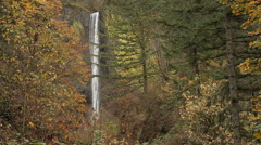 Columbia River Gorge-11 - stock footage