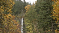 Columbia River Gorge-12 - stock footage