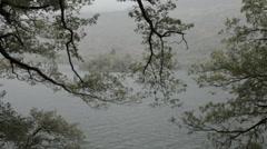 Loch Island, Island I Vow Stock Footage