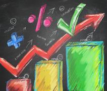 Stats Stock Photos