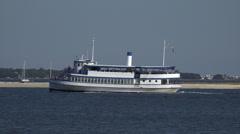 Spirit of charleston boat tours, charleston, sc, usa Stock Footage