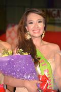 miss daliao 2013 - stock photo