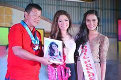 miss daliao miss photogenic 2014 - stock photo