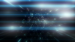Seamless pulsing futuristic loop. 4K - stock footage