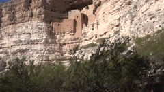 4K UHD ULTRA HD (Montezuma Castle 2) Kulltech Stock Footage