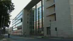 German Federal Foreign Office, Berlin Stock Footage