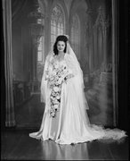 Bride, ca.  1939-1945 / Sidney Riley Studios Free Stock Photos