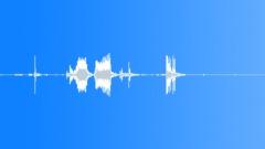 army and avia alfabet thru cb radio. quebeck - sound effect