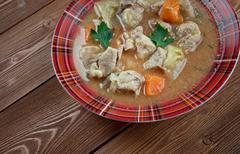 Kentucky burgoo stew Stock Photos