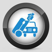 Car travel Piirros