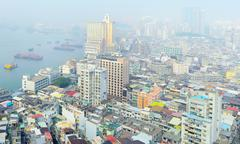 macao - stock photo