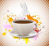 Coffe cup Stock Illustration
