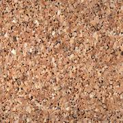 Seamless cork board background texture. 1:1 square ratio Stock Photos