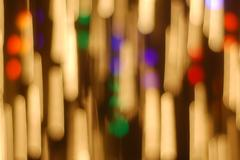 Abstract bokeh background with thick motion blurred lines Stock Photos