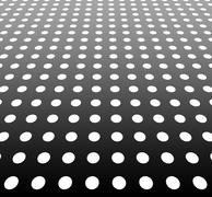 abstract dots background - stock illustration