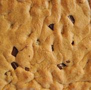 uncut cookie texture - stock photo