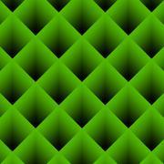 green stripes - stock illustration