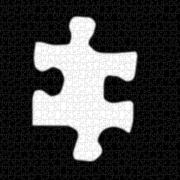 puzzle peice - stock illustration