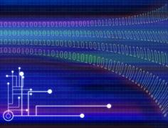 networking internet connections background - stock illustration
