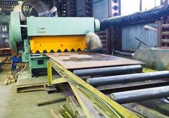 Cutting machine for metal sheets Kuvituskuvat