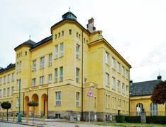 Renaissance school - stock photo