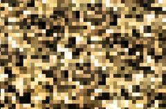 Pixels - stock photo