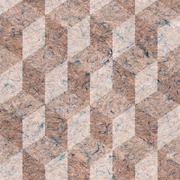 Paper checkered pattern, designed for seamless background Stock Illustration