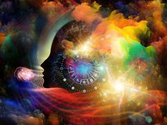 Astrology Profile - stock illustration