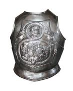Toledo armor isolated on white background - stock photo