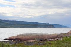 Norwegian landscape Stock Photos