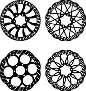 Disk brakes Piirros