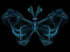 Stock Illustration of Accidental Butterfly