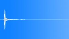 Metal box lid shut 1 Sound Effect