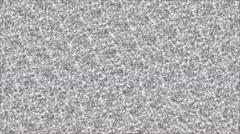 Silver glitter loop Stock Footage