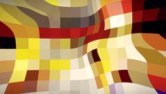 8-bit pixel story distorted Stock Footage