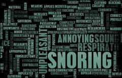 Snoring Piirros