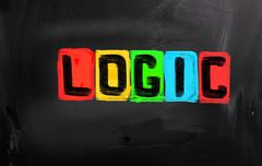 Logic Concept Stock Illustration