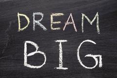 Dream big Stock Photos
