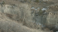 Cherry creek to castlewood dam Stock Footage