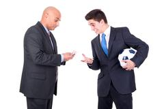 Football bet - stock photo