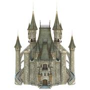 Fairy Tale Castle Kuvituskuvat