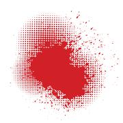 Blood splatter Piirros
