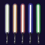 Light sabers Piirros