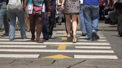 People, Diversity, Minorities, Race Stock Footage