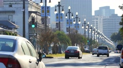 New Orleans louisiana 4k video Stock Footage