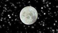 Moon. Image Moon has been found thanks to NASA. - stock footage
